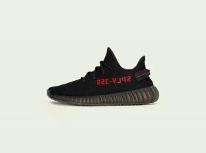 YEEZY BOOST 350 V2 Core Black / Red drops Feb 11, 2017