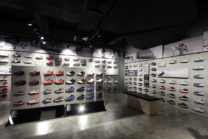 new concept 2acb2 a8143 adidas HomeCourt offers a next generation store concept that turns retail  into a space where consumers can experience the excitement and thrill of  the game