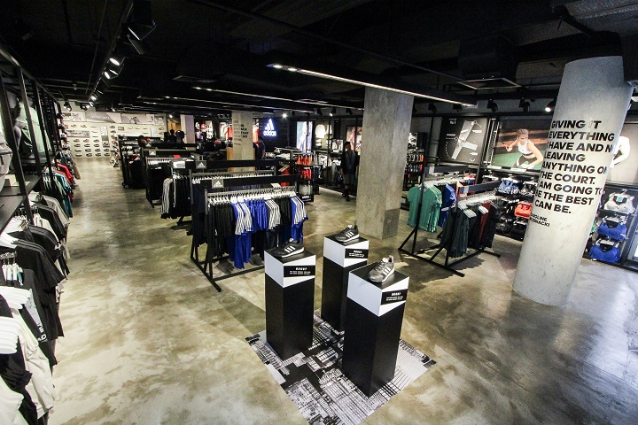 With the newest HomeCourt store located in Glorietta 3, adidas once again celebrates its proud sports heritage, provides consumers a unique and interactive shopping experience