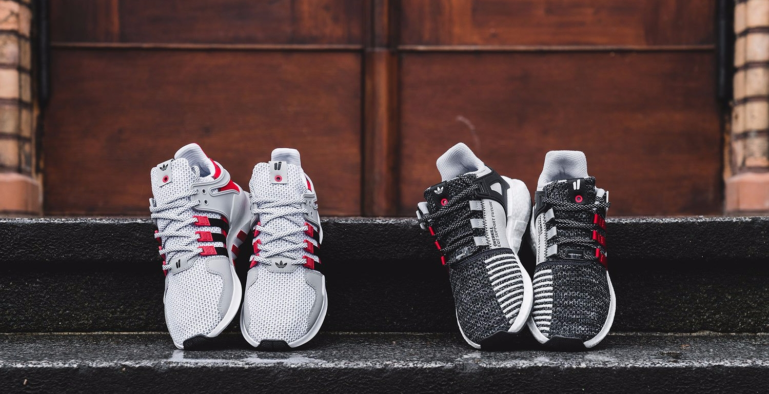 """promo code aca24 f90b8 adidas Consortium x OVERKILL EQT Support """"Coat of Arms"""" to release locally"""