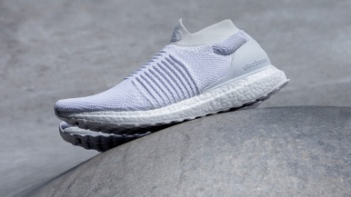 adidas UltraBOOST Laceless White