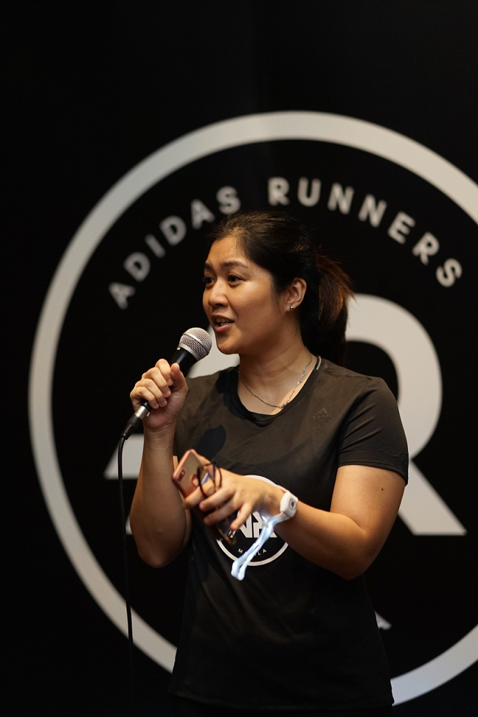 Jen Dacasin adidas PH Brand Communications and Sports Marketing Manager