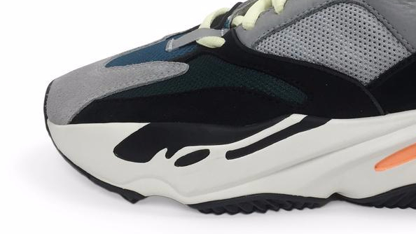 Spotted: Yeezy BOOST Wave Runner 700