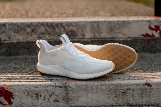 ac8bb3e13b57d adidas unveils alphaBounce Undye in its purest form – Adidasnation ...
