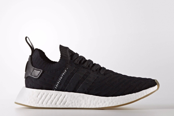 d5ba04868 The NMD R2 can easily distinguished from previous NMDs as the midsole EVA  plugs can only be found on the medial side. Unlike the NMD R1 which has 4  EVA ...
