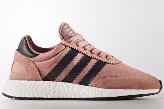 Iniki Runner BOOST BY9095 Raw Pink