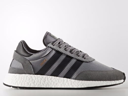 Iniki Runner BOOST BY9732 Grey Black