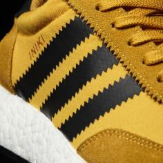 Iniki Runner BOOST BY9733 Golden Rod detail