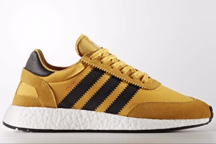 Iniki Runner BOOST BY9733 Golden Rod