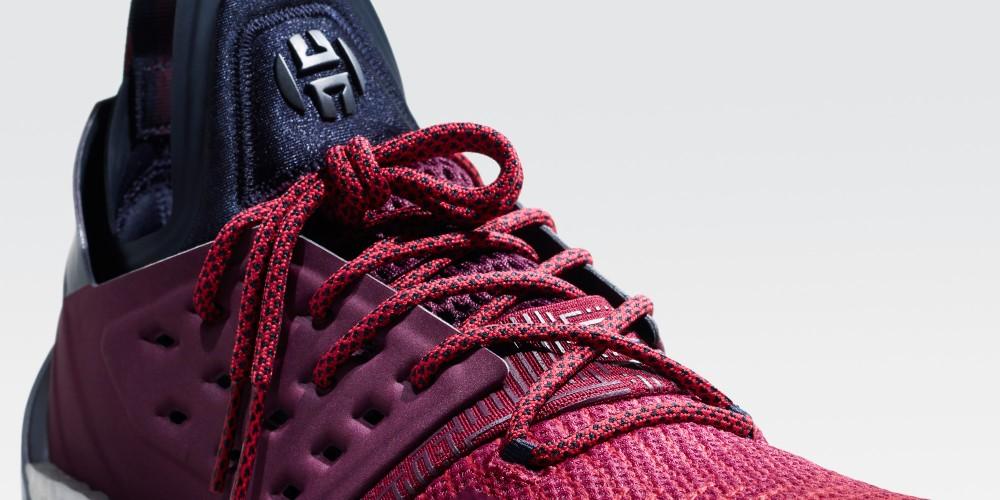 Adidas & james harden cambia direzione con harden 2