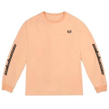Calabasas Long Sleeve in Neon Orange