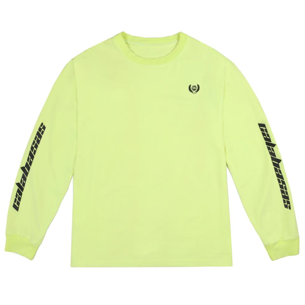 8869055393da3 Yeezy Calabasas Long Sleeve now available at YEEZY SUPPLY – Adidasnation –  Your Dose of Three Stripes Stuff