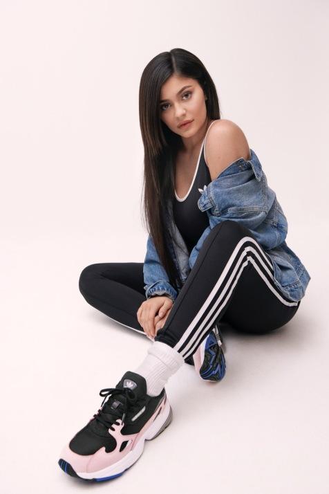 adidas Originals FW18 Falcon - Kylie Jenner 1