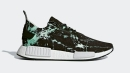 NMD R1 Green Marble Flash BB7996