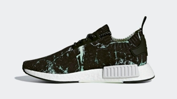 NMD R1 Green Marble Flash BB7996 reverse