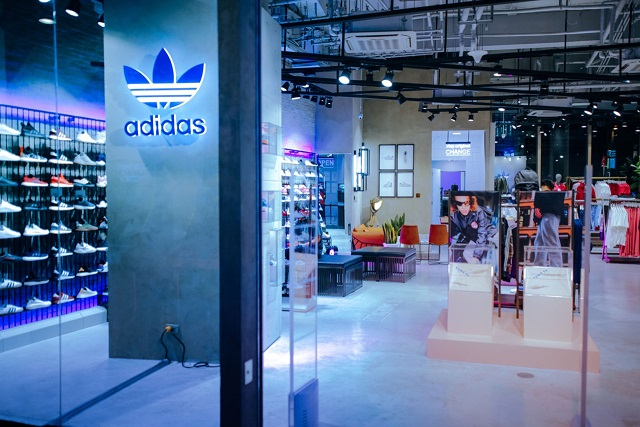 wholesale dealer 660e3 3e27c adidas Originals NHBD now open in High Street BGC neighborhood