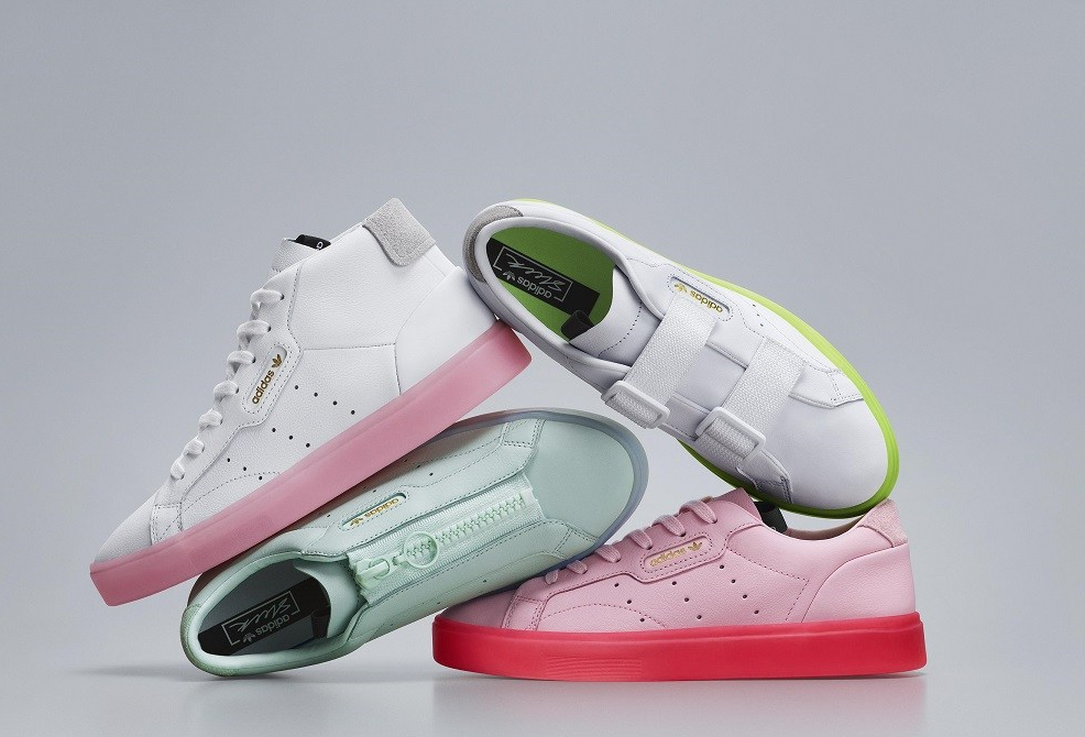 adidas Originals SLEEK in different models