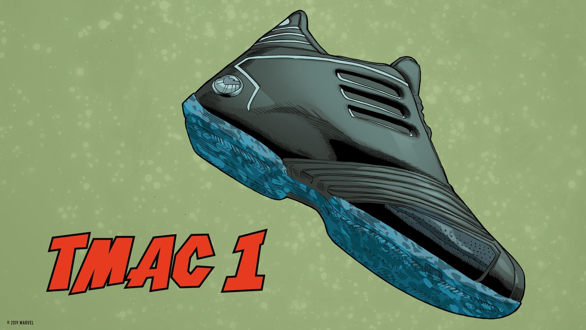 Marvel's Nick Fury TMAC 1